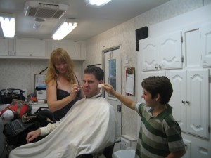 Brad Make up