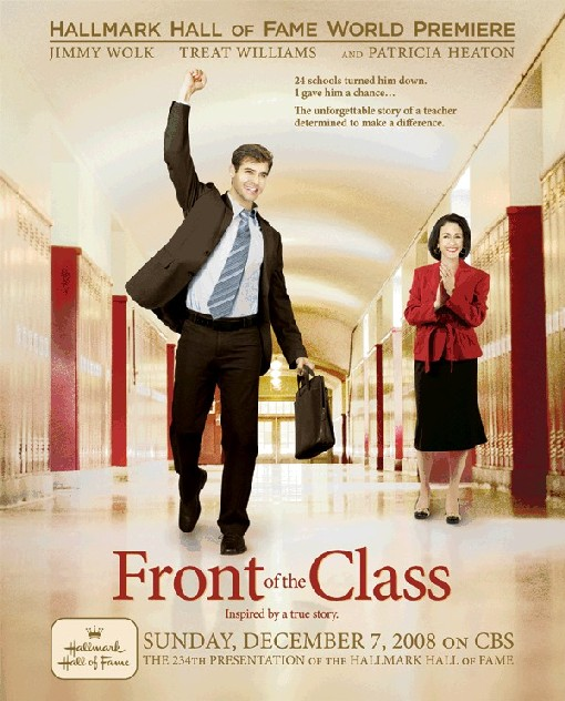 Hallmark Hall of Fame movie Front of the Class- The Brad Cohen Story
